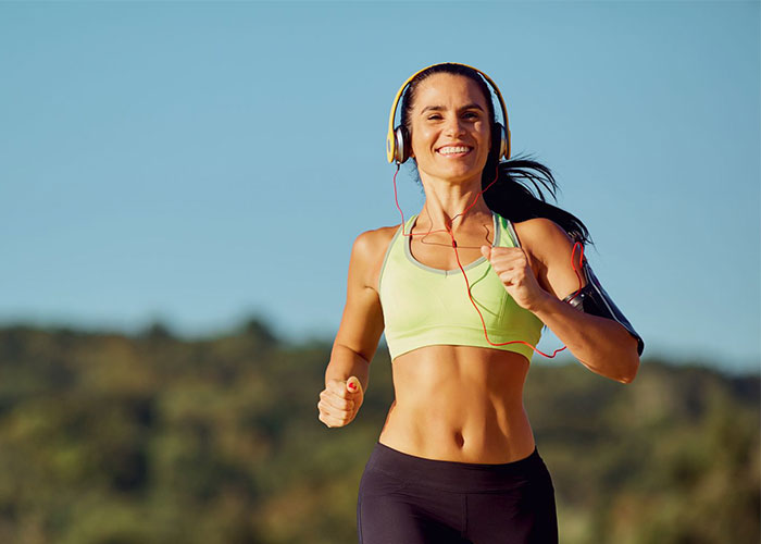 Woman Jogging | Resurgence Wellness